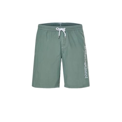 Bañador Largo EA7 Emporio Armani 211753 0P422 Color Verde