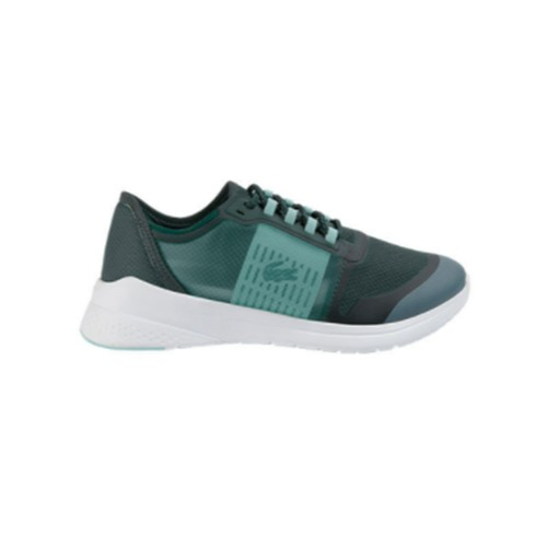 Sneakers Lacoste LT FIT 120 1 SMA DK GRN/LT Color Verde