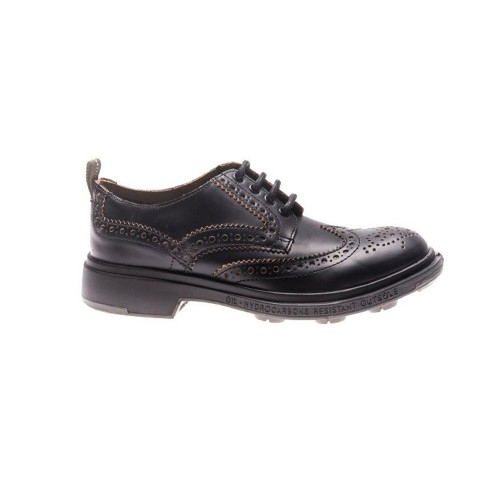 Zapato de Piel Pezzol Techno Classic 025FZ-13 Color Negro