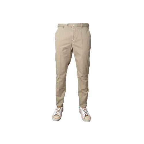 Trausers PT01 Pantaloni Torino CO VTSCZD0CHN NU20 Color Sand