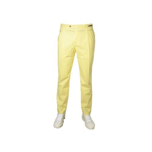 Pantalón PT01 Pantaloni Torino CO ASSYZ00DAM Color Amarillo
