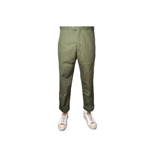 Pantalón PT Pantaloni Torino CO ASWRB00REW BP32 Color Kaki