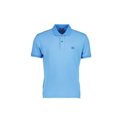 Polo C.P. Company 08CMPL052A Colore Blu