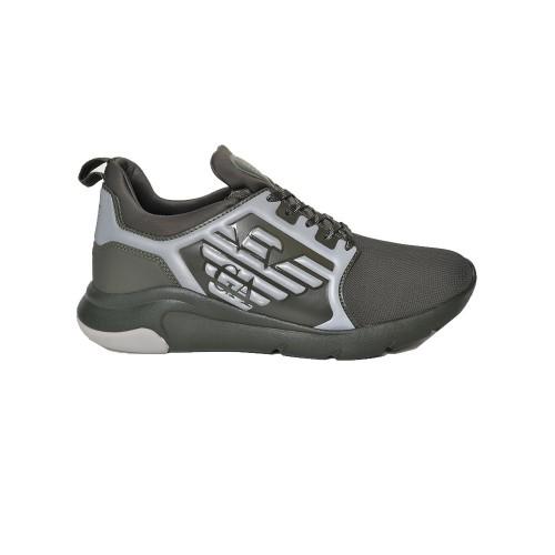 Sneakers EA7 Emporio Armani X8X057 XCC55 Q206 Colore Nero...