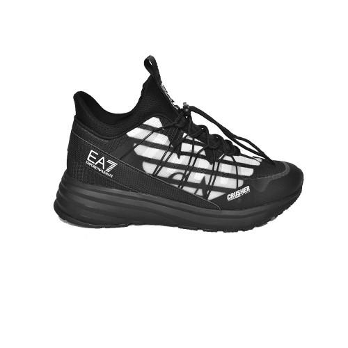 Sneakers EA7 Emporio Armani X8X092 XK237 A120 Color Negro...