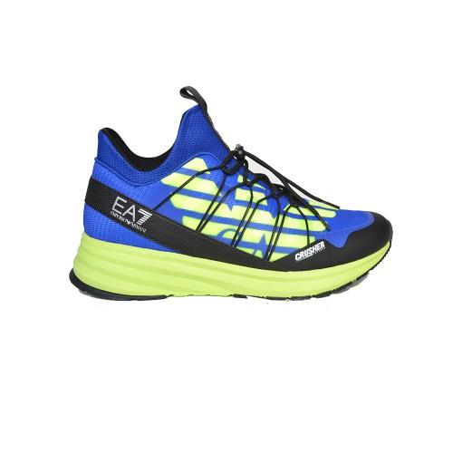 Sneakers EA7 Emporio Armani X8X092 XK237 Q297 Color Azul...