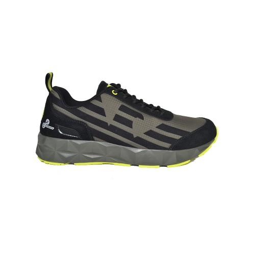 Sneakers EA7 Emporio Arman X8X033 XK226 Q236 Color Negro...