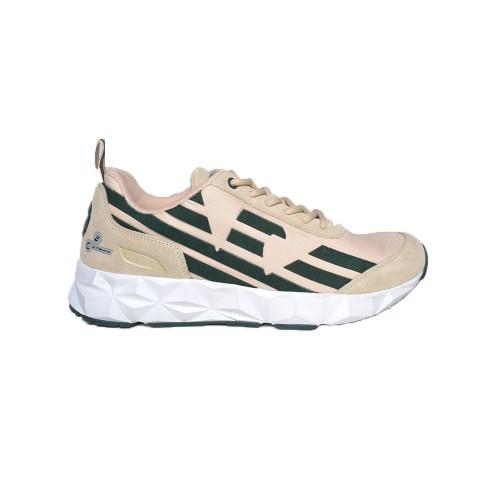 Sneakers EA7 Emporio Arman X8X033 XK226 Q245 Colore Beige...