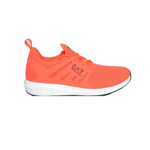 Sneakers EA7 Emporio Arman X8X052 XCC57 Q263 Colore Arancio