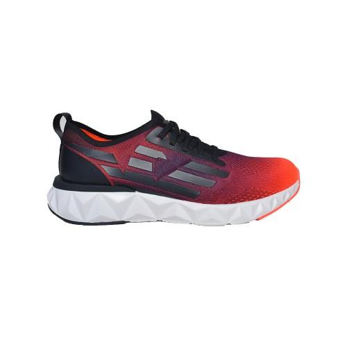 Sneakers EA7 Emporio Arman X8X048 XK225 Q258 Colore Nero...