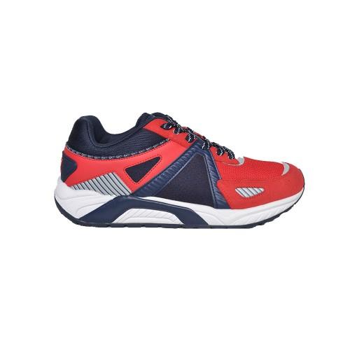 Sneakers in Pelle EA7 Emporio Arman X8X075 XK185 Q238...
