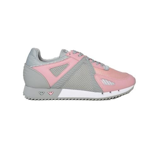 Sneakers EA7 Emporio Armani X8X076 XK220 Q231 Color Gris...