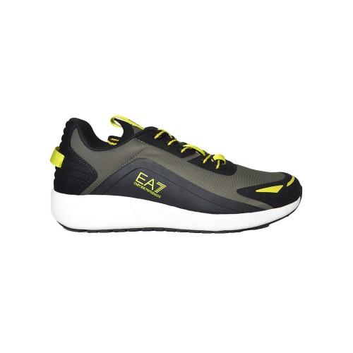 Sneakers EA7 Emporio Armani X8X077 XK189 Q236 Color Negro
