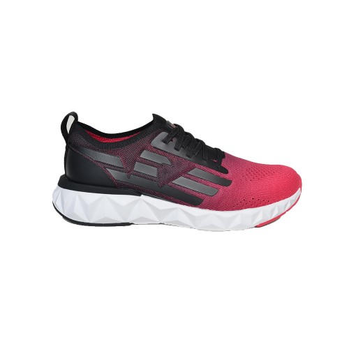 Sneakers EA7 Emporio Armani X8X048 XK225 Q259 Color Rosso...