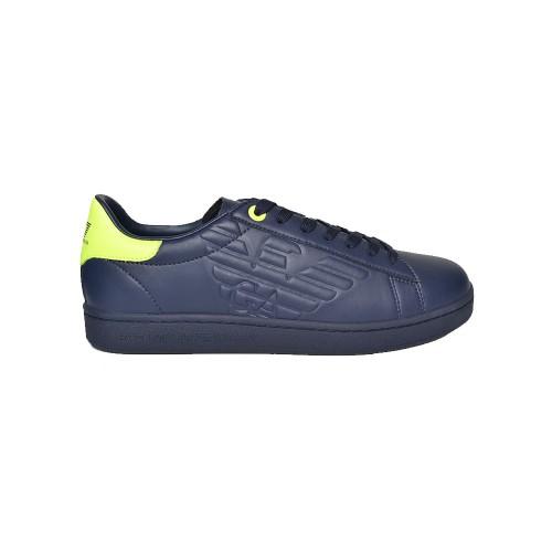 Sneakers de Piel EA7 Emporio Armani X8X001 XCC51 M664...