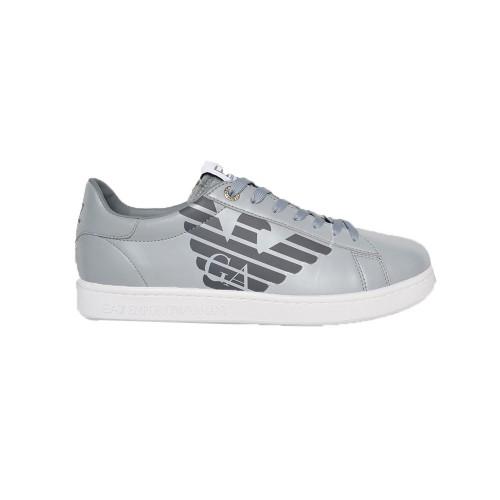 Sneakers EA7 Emporio Armani X8X001 XK218 00520 Color Plata