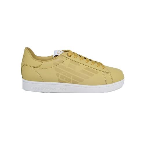 Sneakers EA7 Emporio Armani X8X001 XK218 00194 Colore Oro