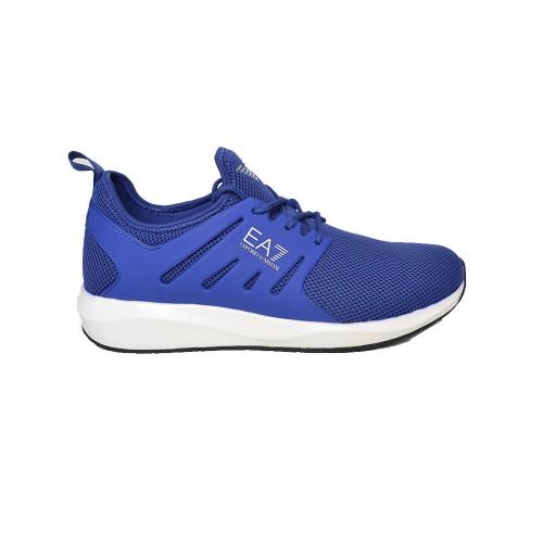Sneakers EA7 Emporio Armani X8X052 XCC57 Q265 Color Azul