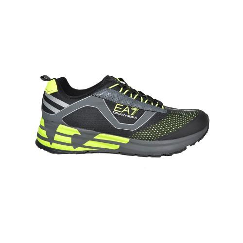 Sneakers EA7 Emporio Armani X8X096 XK241 Q302 Color Negro...