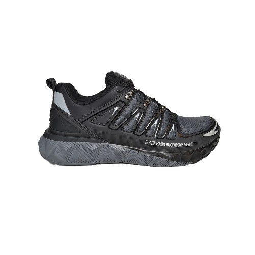 Sneakers EA7 Emporio Armani X8X055 XK224 Q226 Color Negro