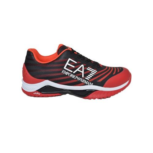 Sneakers EA7 Emporio Armani X8X079 XK207 Q311 Color Rojo...