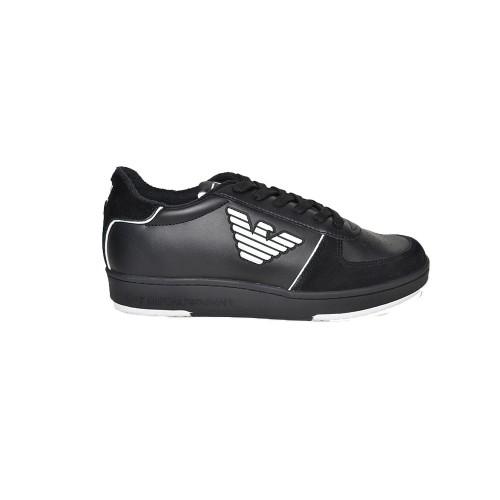 Sneakers de Piel EA7 Emporio Armani X8X073 XK176 A120...