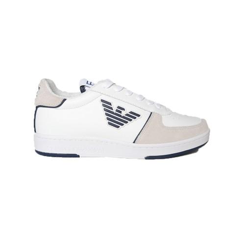 Sneakers de Piel EA7 Emporio Armani X8X073 XK176 N091...