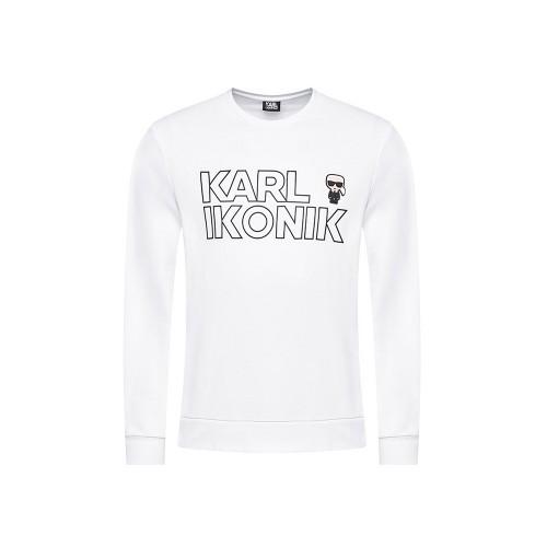 Sudadera Karl Lagerfeld 705029 511900 Color Blanco