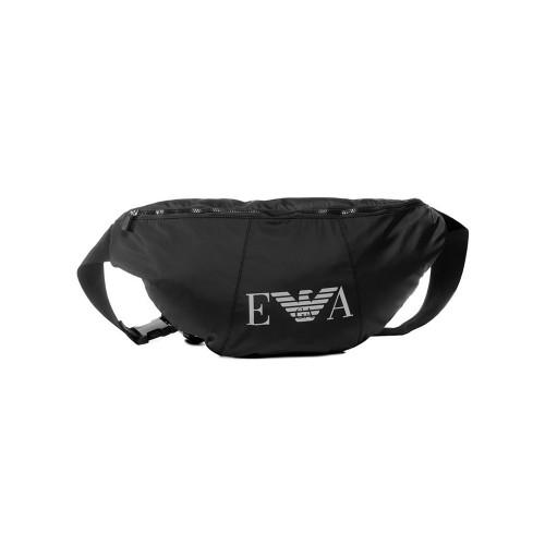 large Waist Bag EA7 Emporio Armani 211246 0P820 Color Black
