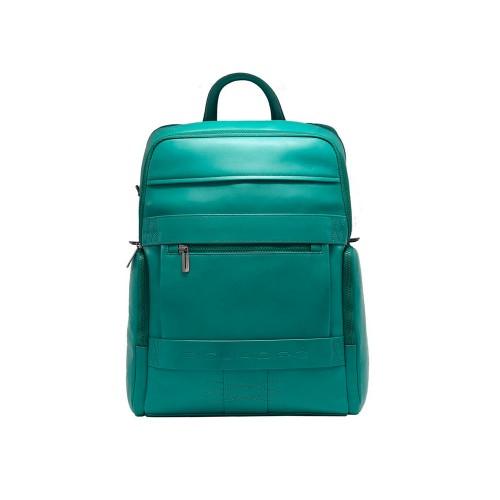 Zaino in Pelle Piquadro CA5557W110/OT Colore Verde