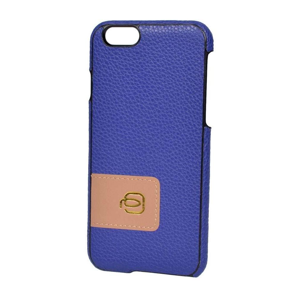 Carcasa Piquadro AC3813W78/BLU para iPhone