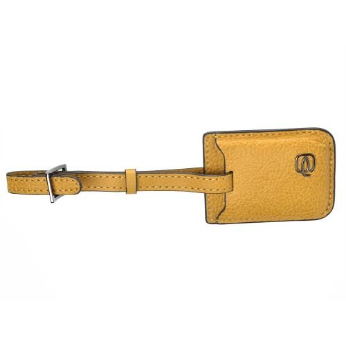 Etiqueta de Piel para equipaje  con dispositivo Connqu...