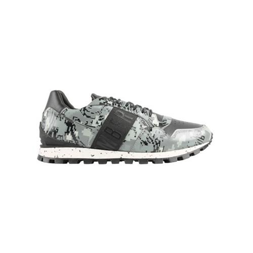 Sneakers BIKKEMBERGS BKE109189 Color Gris Camuflaje