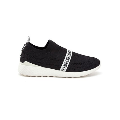 Sneakers Bikkembergs BKE109263 Color Negro