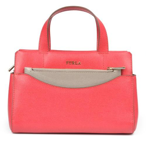Bolso de Piel  Furla 810FP713RU Color Rojo