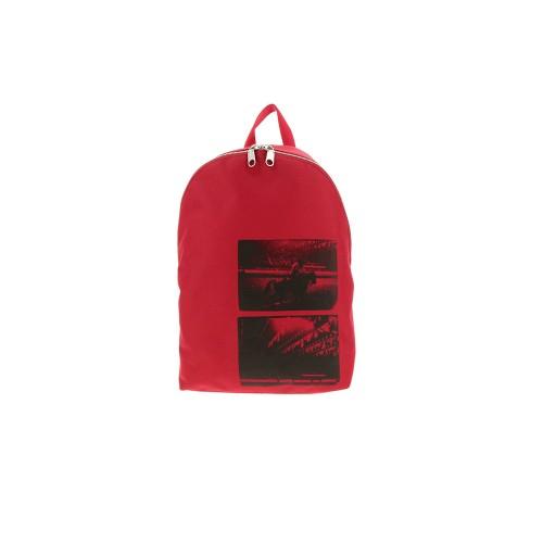 Mochila Calvin Klein K40K400875 Color Rojo