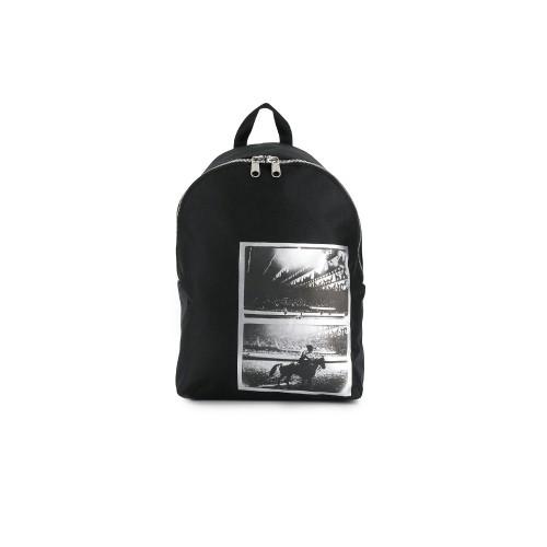 Mochila Calvin Klein Jeans K40K400874 Color Negro