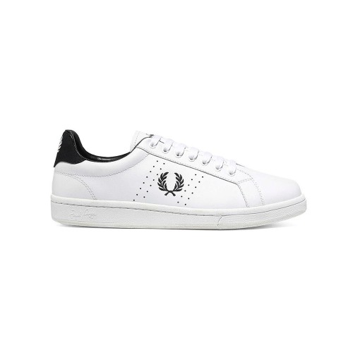 Sneakers Fred Perry B7211U 100 Color Blanco