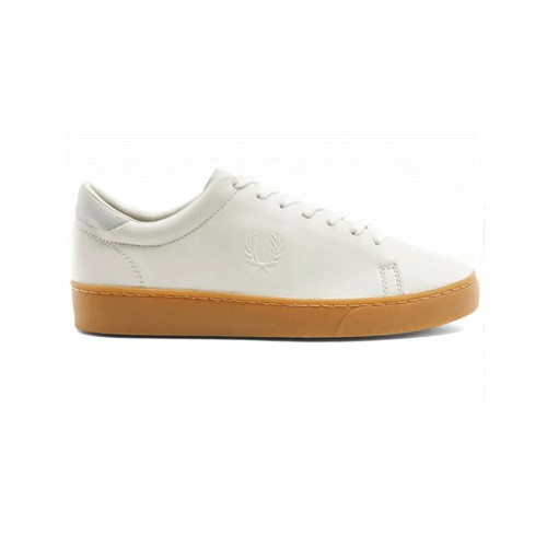 Sneakers Fred Perry B5162 Color Crudo