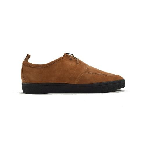 Zapatos de Ante Fred Perry B1166 434 Color Marrón