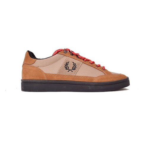 Sneakers Fred Perry B5106 831 Color Marrón