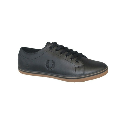 Sneakers Fred Perry B6237U Color Negro