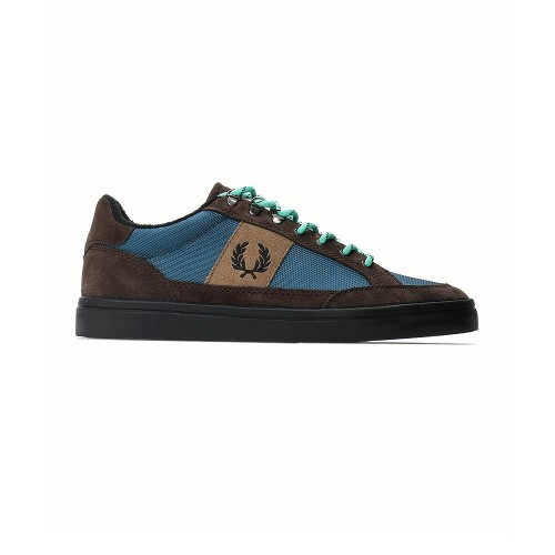 Sneakers Fred Perry B5106 132 Color Azul