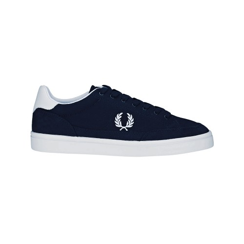 Sneakers Fred Perry B3118 Color Azul Marino