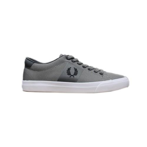 Sneakers, Fred Perry, modello B5126 C53, colore grigio