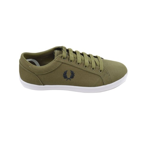Sneakers Fred Perry B3114 Color Kaki