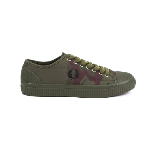 Sneakers Fred Perry B5168 Color Mimético