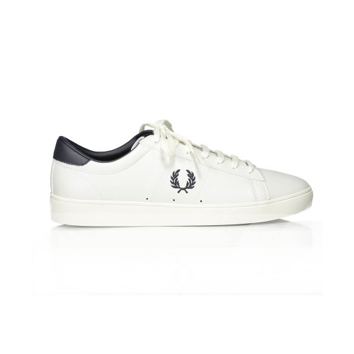 Sneakers de Piel Fred Perry B7521U Spencer Color Blanco