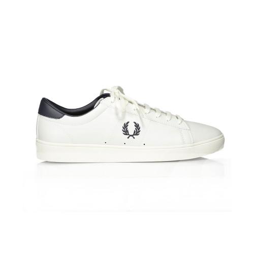 Sneakers de Piel Fred Perry B7521U Spencer Color Blanco
