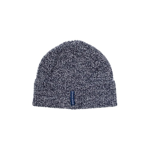 Gorro Armani Jeans CD104 Color Azul Marino y Blanco